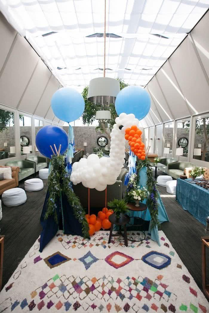 Baby Shower and Diaper Decoration: 70 Amazing Ideas and Photos 26