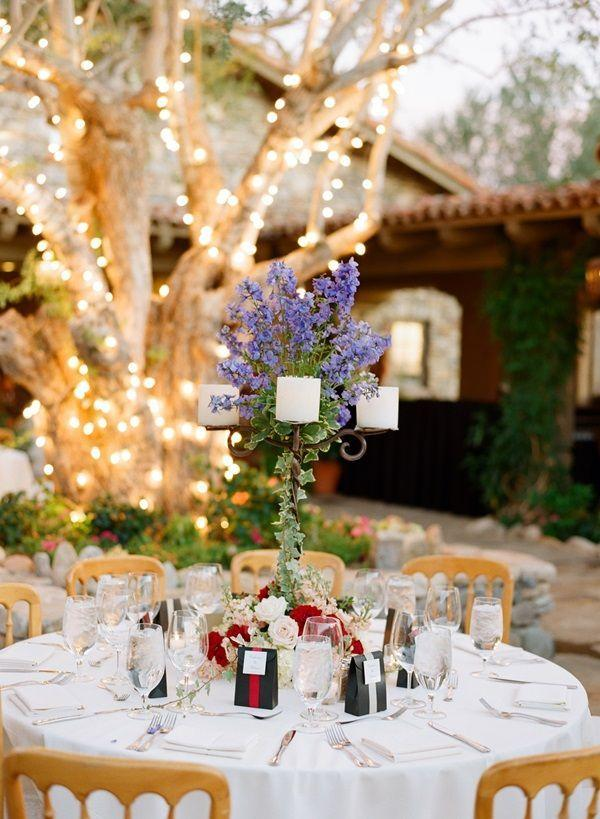 Wedding arrangements: 70 ideas for table, flowers and decoration 10
