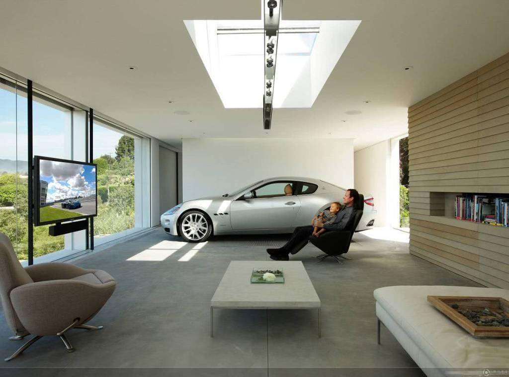 Garage floor: see the main types and ideas to be inspired 32
