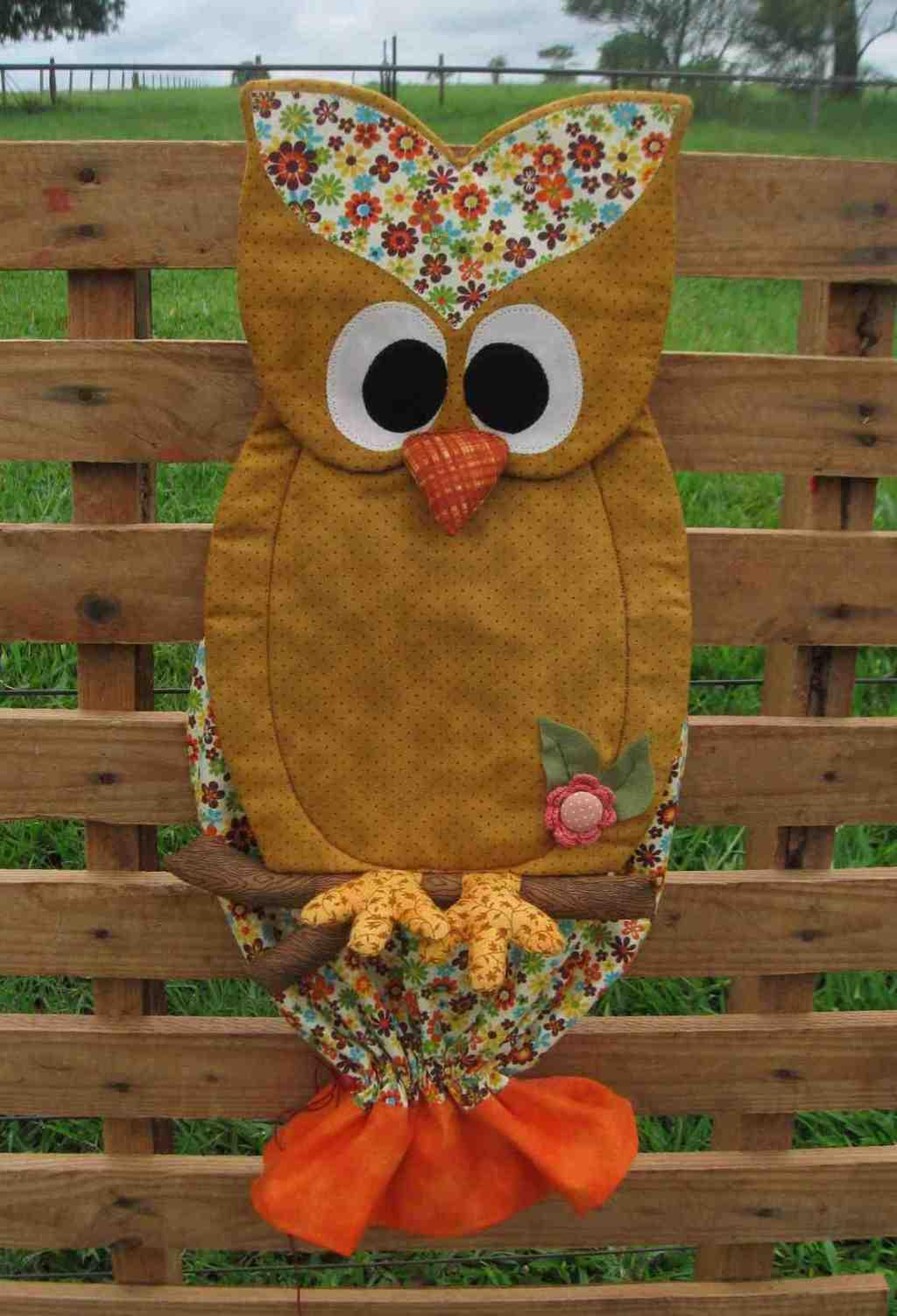 Owl bag pull: 60 ideas with photos and video step by step 3