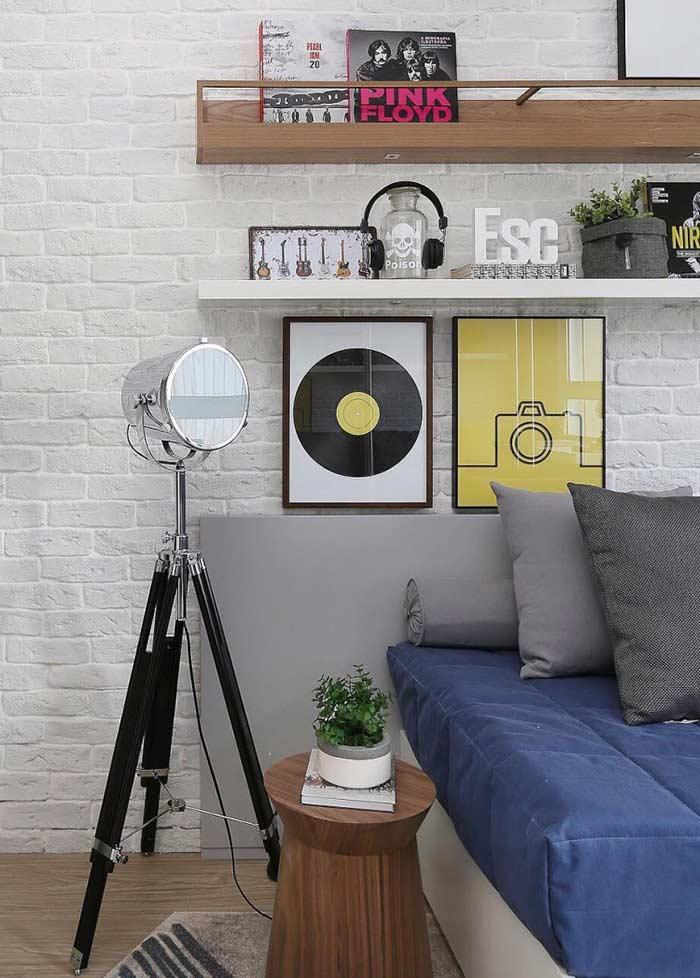 Make your hobby even more present in the decor