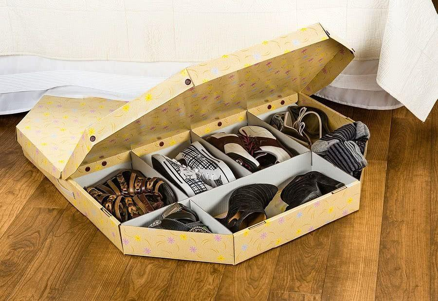 60 ideas and tips on how to organize shoes 35