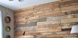 Pallet wall: 60 palette wall models to inspire
