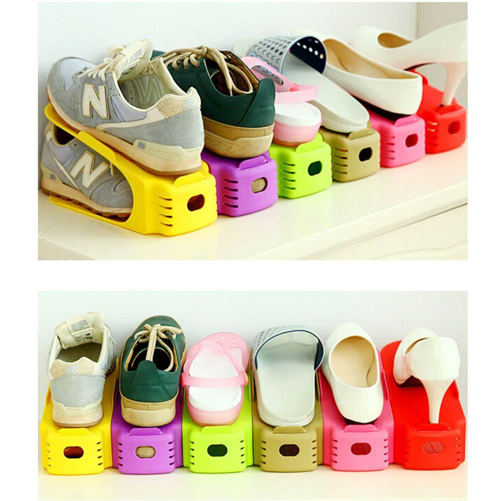 60 ideas and tips on how to organize shoes 46