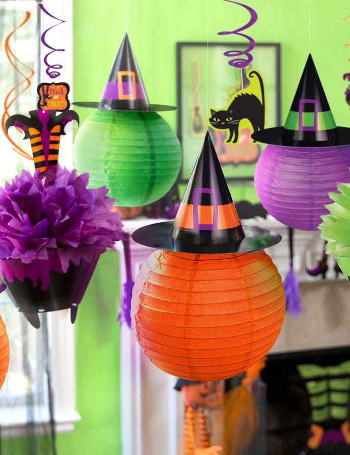 Halloween Party: 60 decorating ideas and photos of theme 6