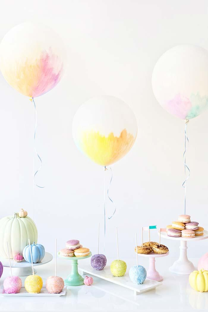 Childrens party decoration: step-by-step and creative ideas 20