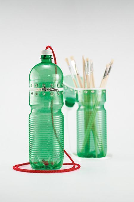 PET Bottle Craft: 68 Photos and Footsteps 19
