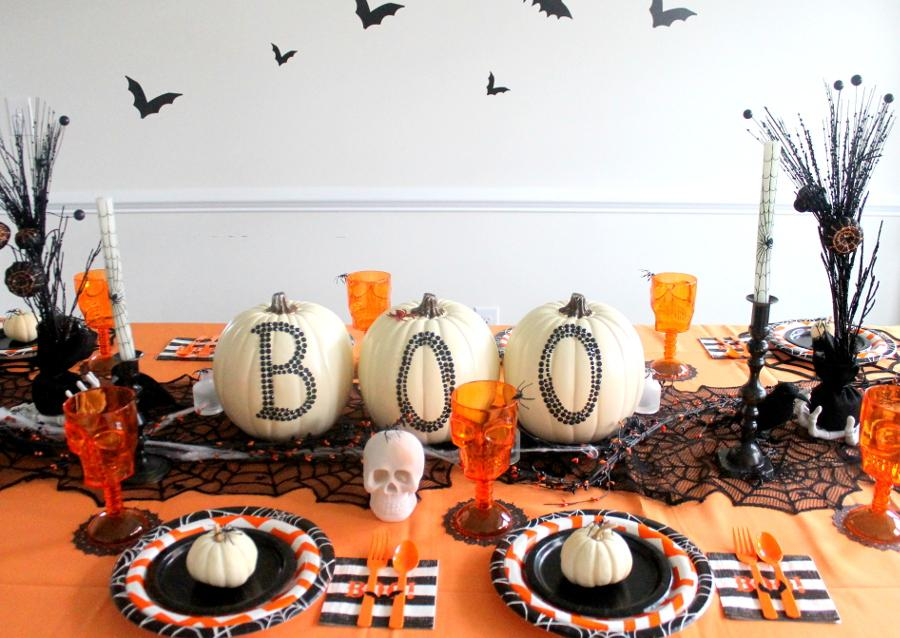 Halloween Party: 60 decorating ideas and 25 theme photos