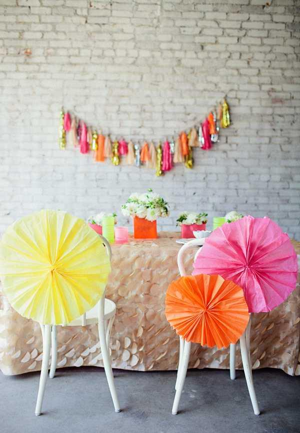 Festa Neon: 60 decorating ideas and photos of theme 57
