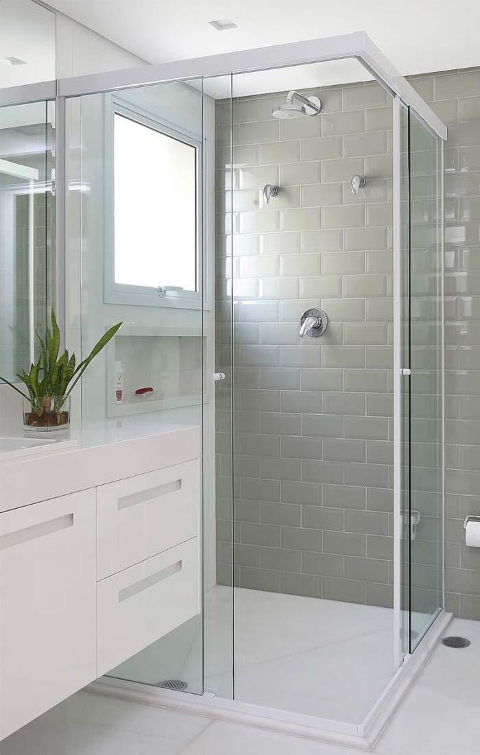 For a clean design, bet on Thassos marble