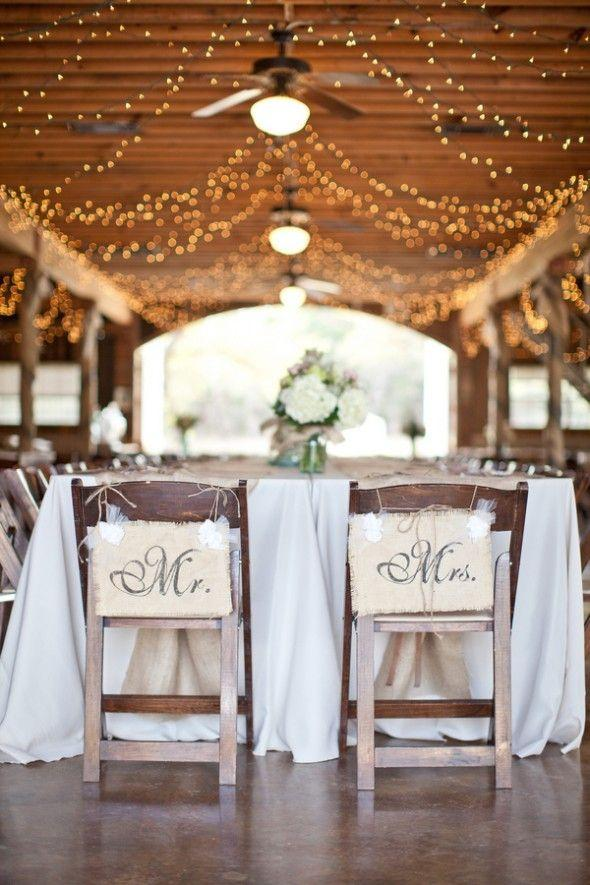 Rustic wedding: 80 decorating ideas, photos and DIY 53