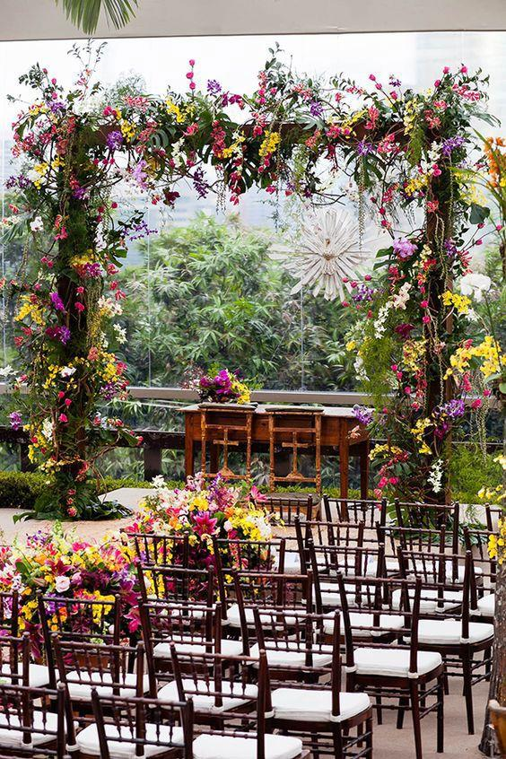 Simple wedding decoration: 95 sensational ideas to be inspired 9