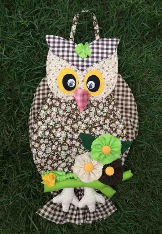 Pull Owl Bag: 60 ideas with photos and video step by step 51