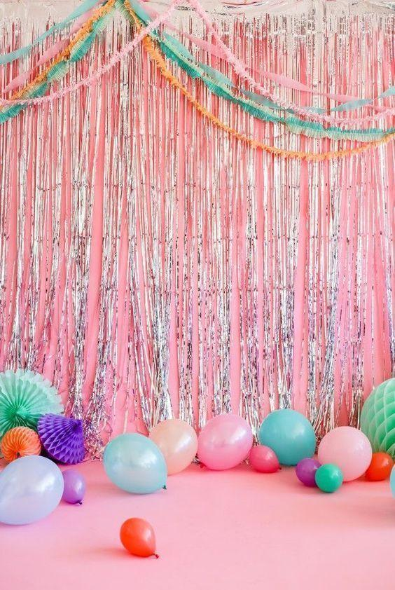 Decoration with balloons: 85 inspirations to decorate 10