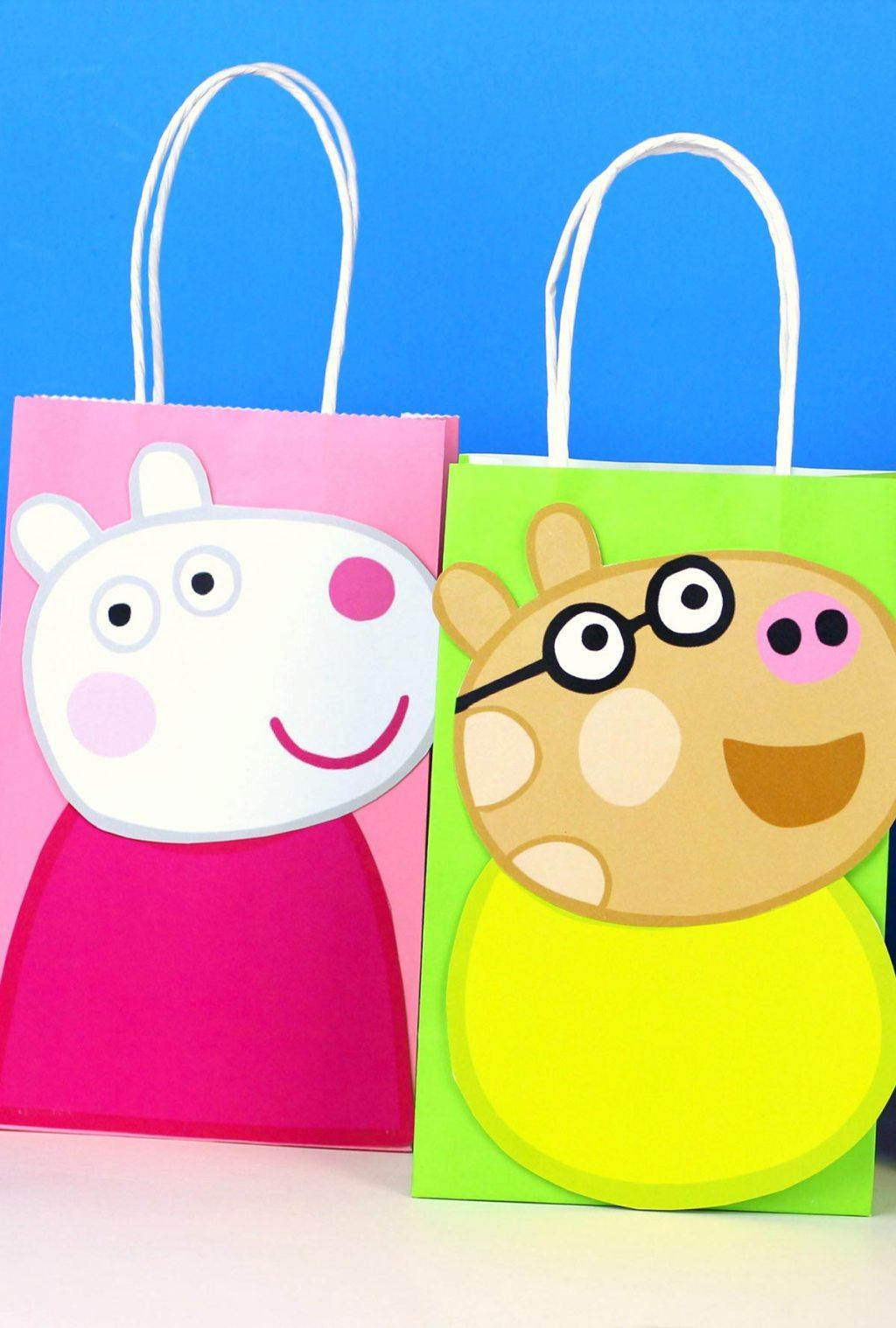 Peppa Pig Souvenirs: 50 decorating ideas and step by step 20