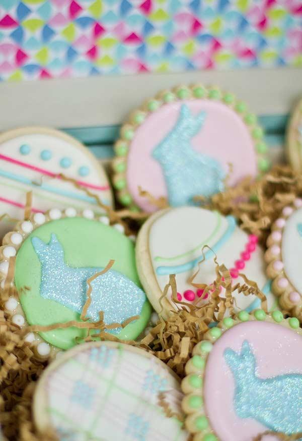 Buttery biscuits for Easter