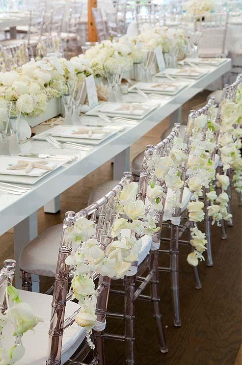 Wedding arrangements: 70 ideas for table, flowers and decoration 6