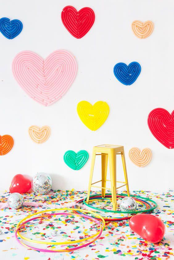 Decoration with balloons: 85 inspirations to decorate 1