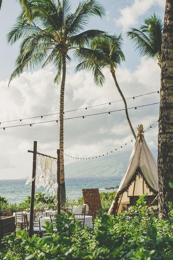 Beach Wedding Decoration: Inspiring Tips 15