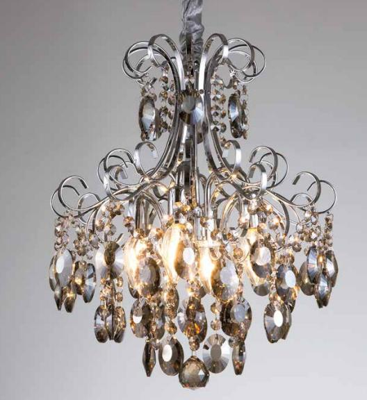 Chandelier models: 60 ideas to hit the light 64