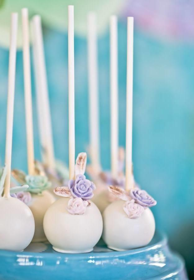 Cake pops linked to nature