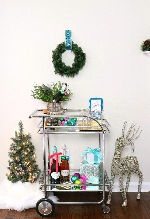 Simple and inexpensive Christmas decoration: 60 perfect ideas to inspire 20