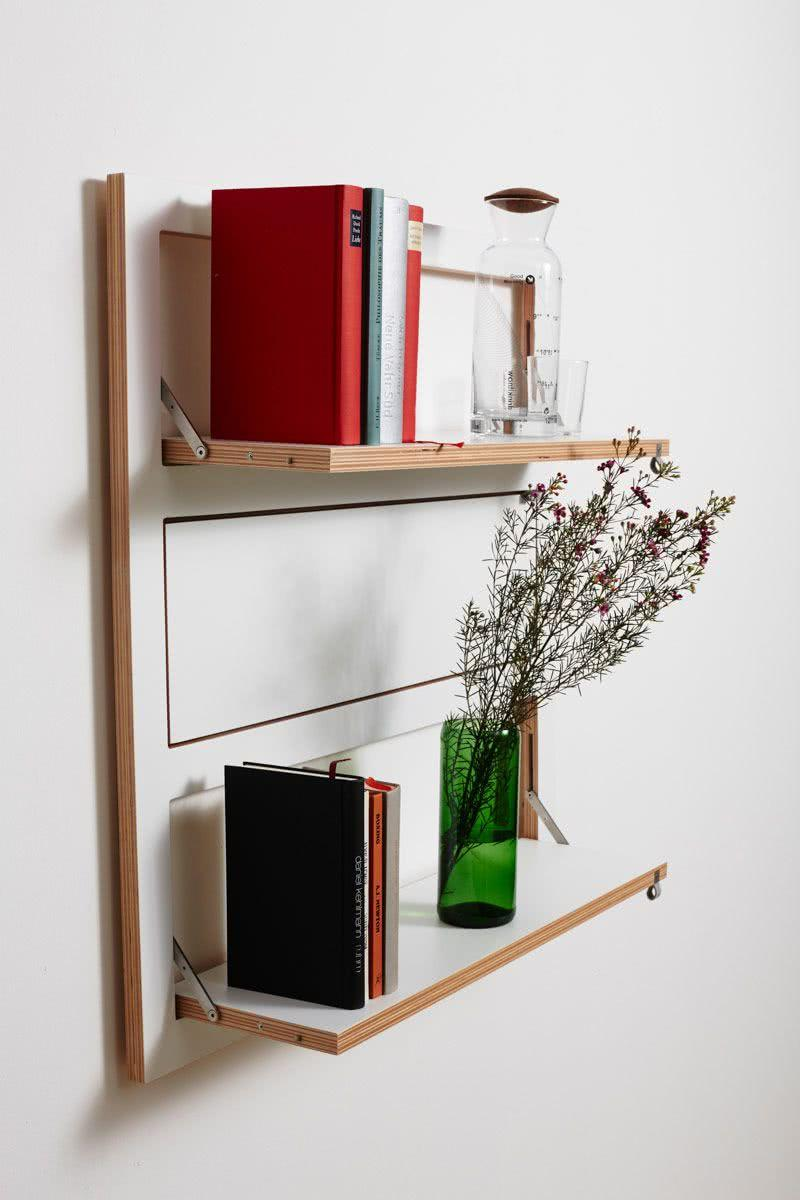 Creative Shelves: 60 Modern and Inspiring Solutions 36