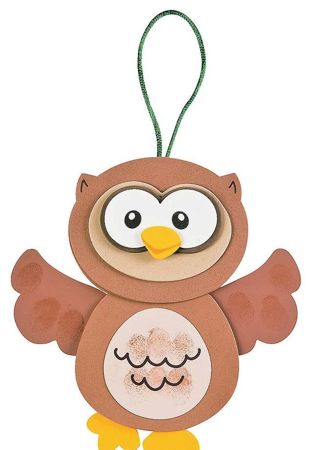 EVA Owl with Open Arms