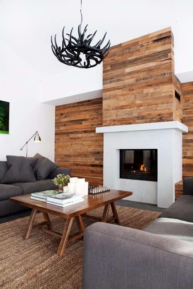 Wooden Wall: 56 Wonderful Ideas and How to Make 3