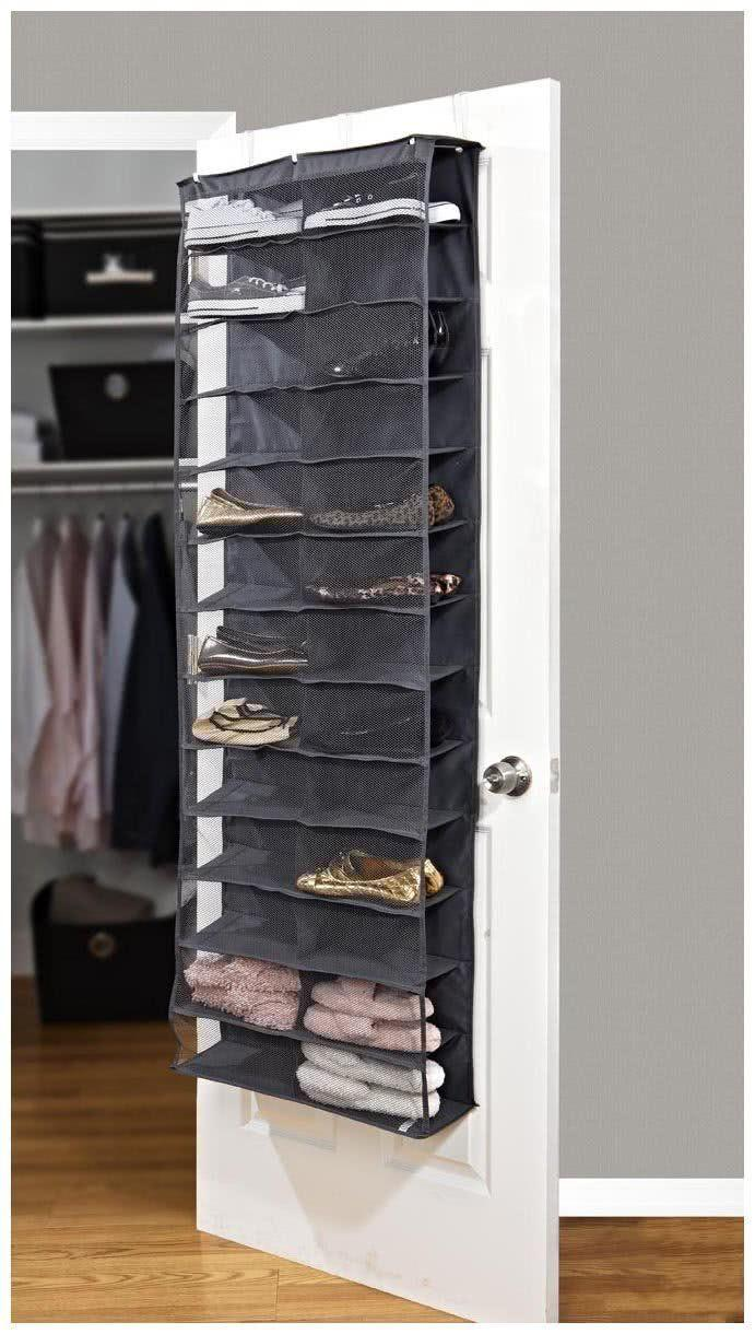 60 ideas and tips on how to organize shoes 49