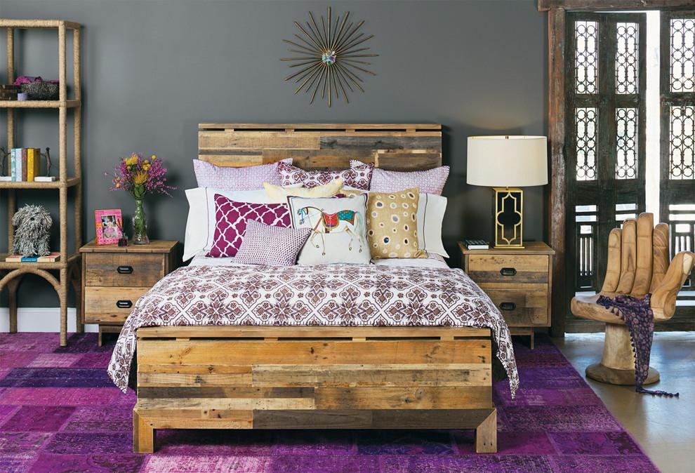 Pallet bed: 60 models, photos and walkthrough 4