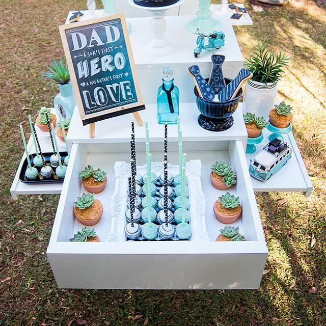 Fathers Day Decor: 60 Creative Ideas with Step by Step 5