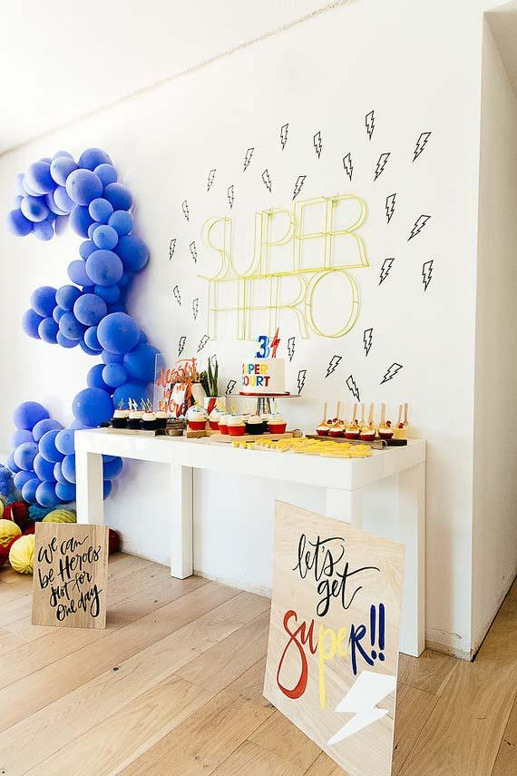 Children's party decoration: step-by-step and creative ideas 35