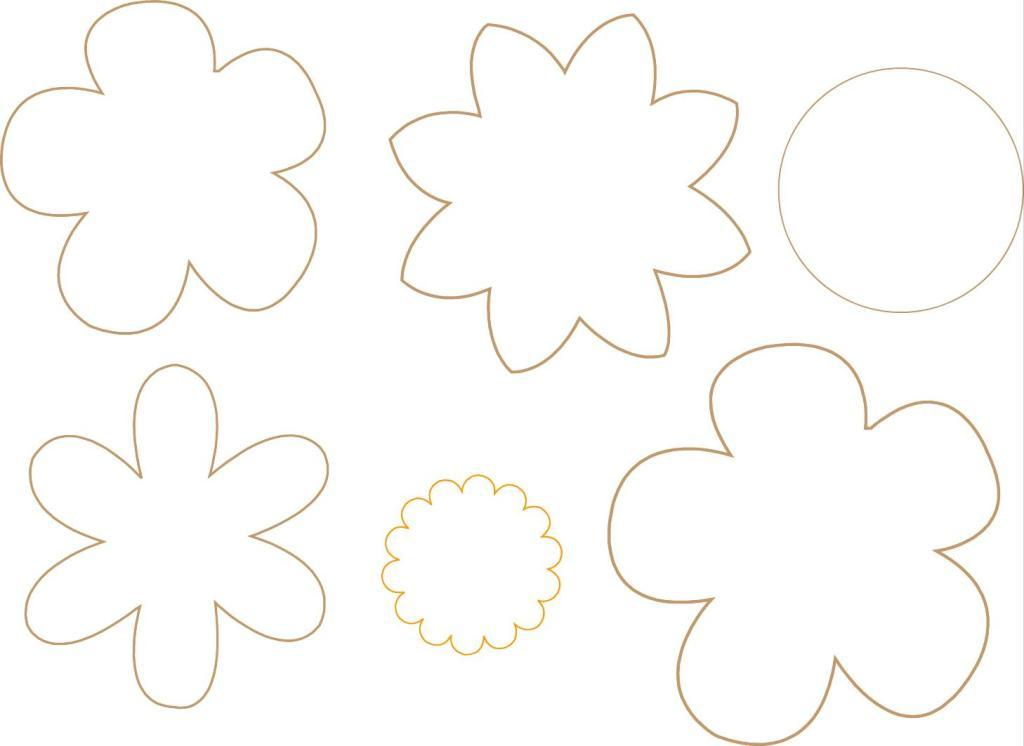 Flowers of EVA: 70 ideas, molds and step by step 75