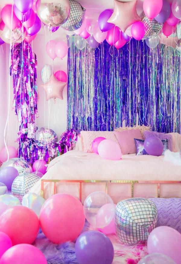 Pajama party: 60 ideas to tear up the decor