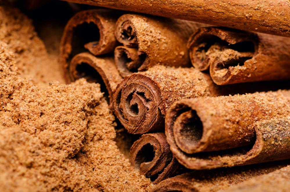 Cinnamon essence for environment flavoring