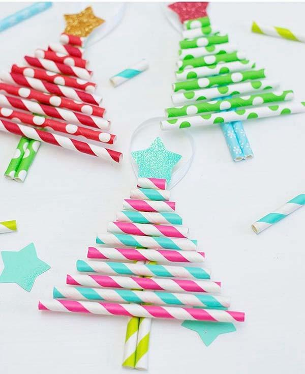 Recycled Christmas Ornaments: 60 Ideas and DIY Step by Step