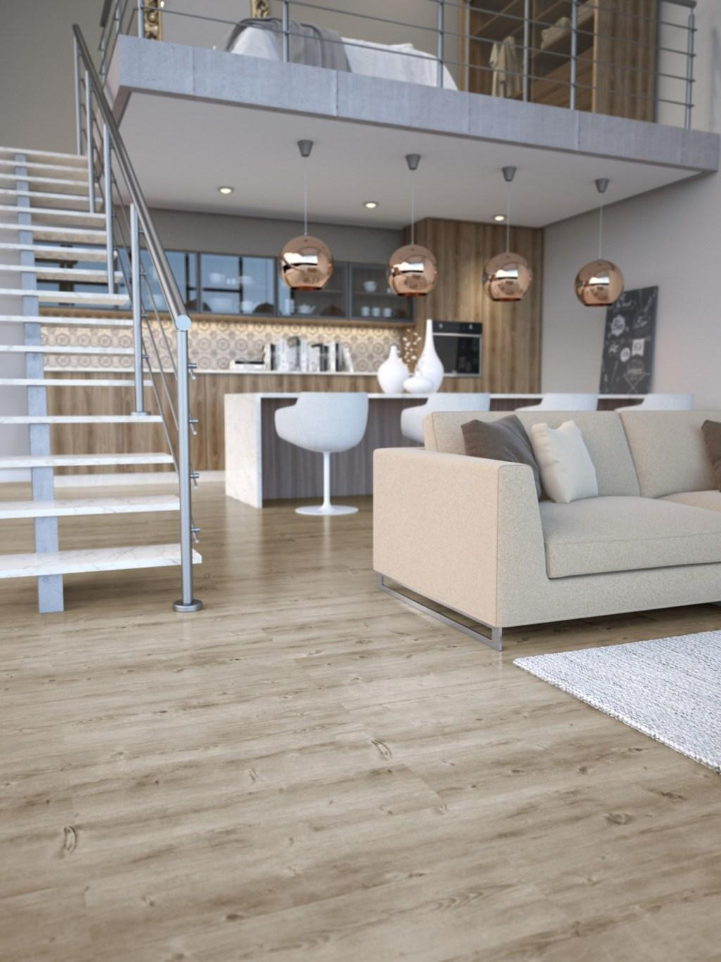 Wood carpet: advantages, prices and 50 photos of projects 4