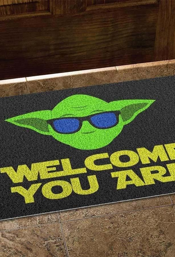 Funny doormats: welcome to brighten your home
