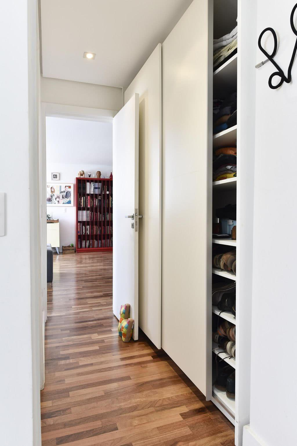 Sliding door: advantages of using and projects with photos 50