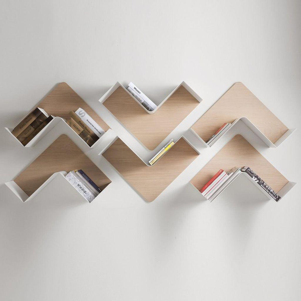 Creative Shelves: 60 Modern and Inspiring Solutions 19