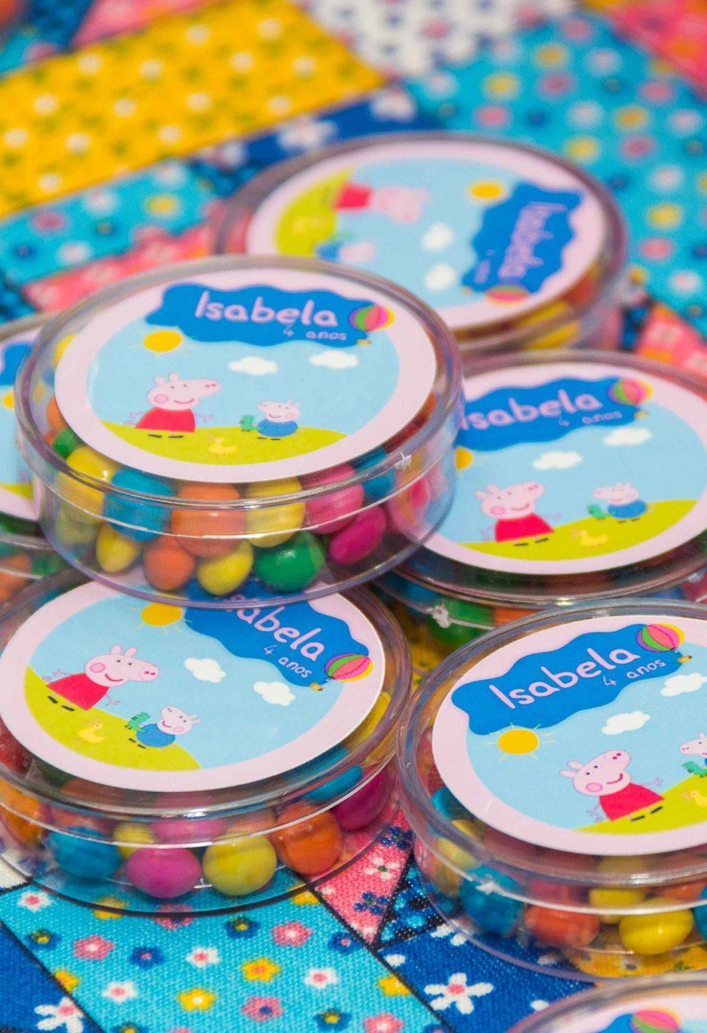Peppa Pig Souvenirs: 50 ideas for decoration and step by step