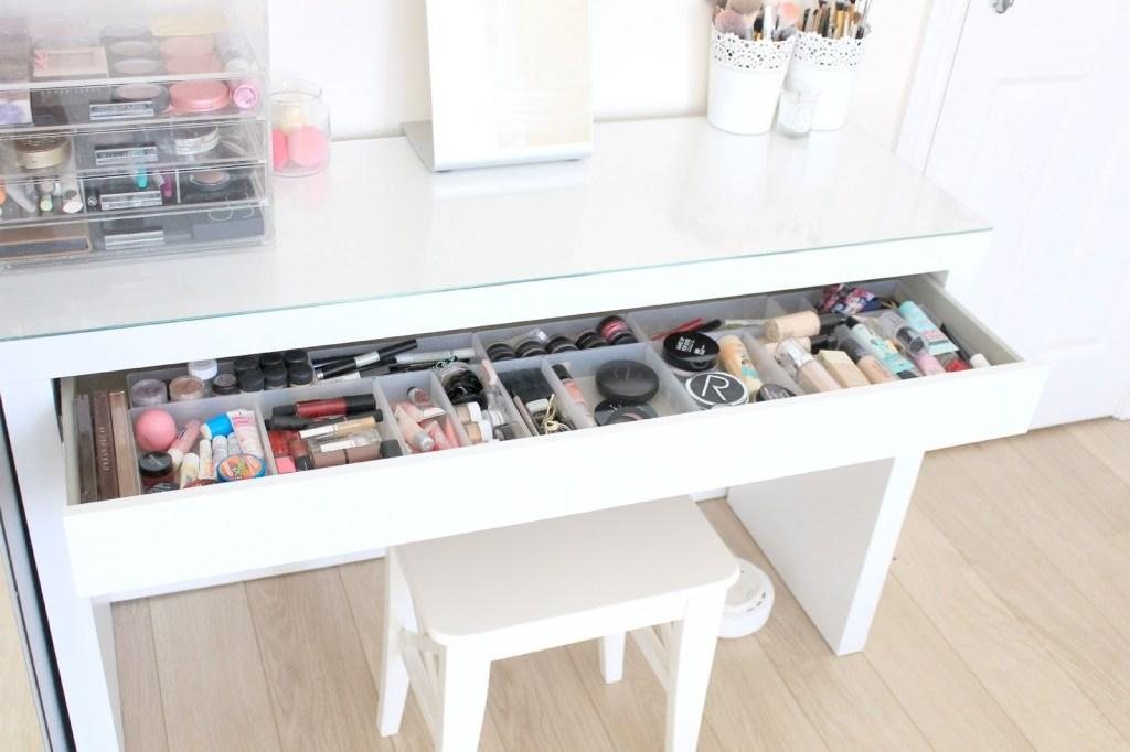 Makeup table: 60 ideas to decorate and organize 58