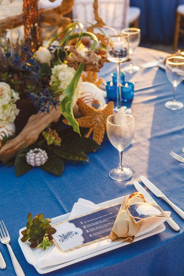 Beach Wedding Decoration: Inspiring Tips 20