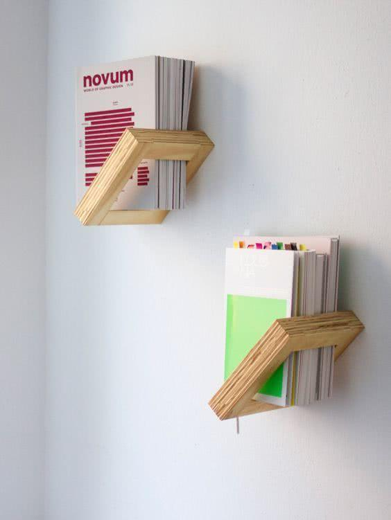 Creative Shelves: 60 Modern and Inspiring Solutions 25