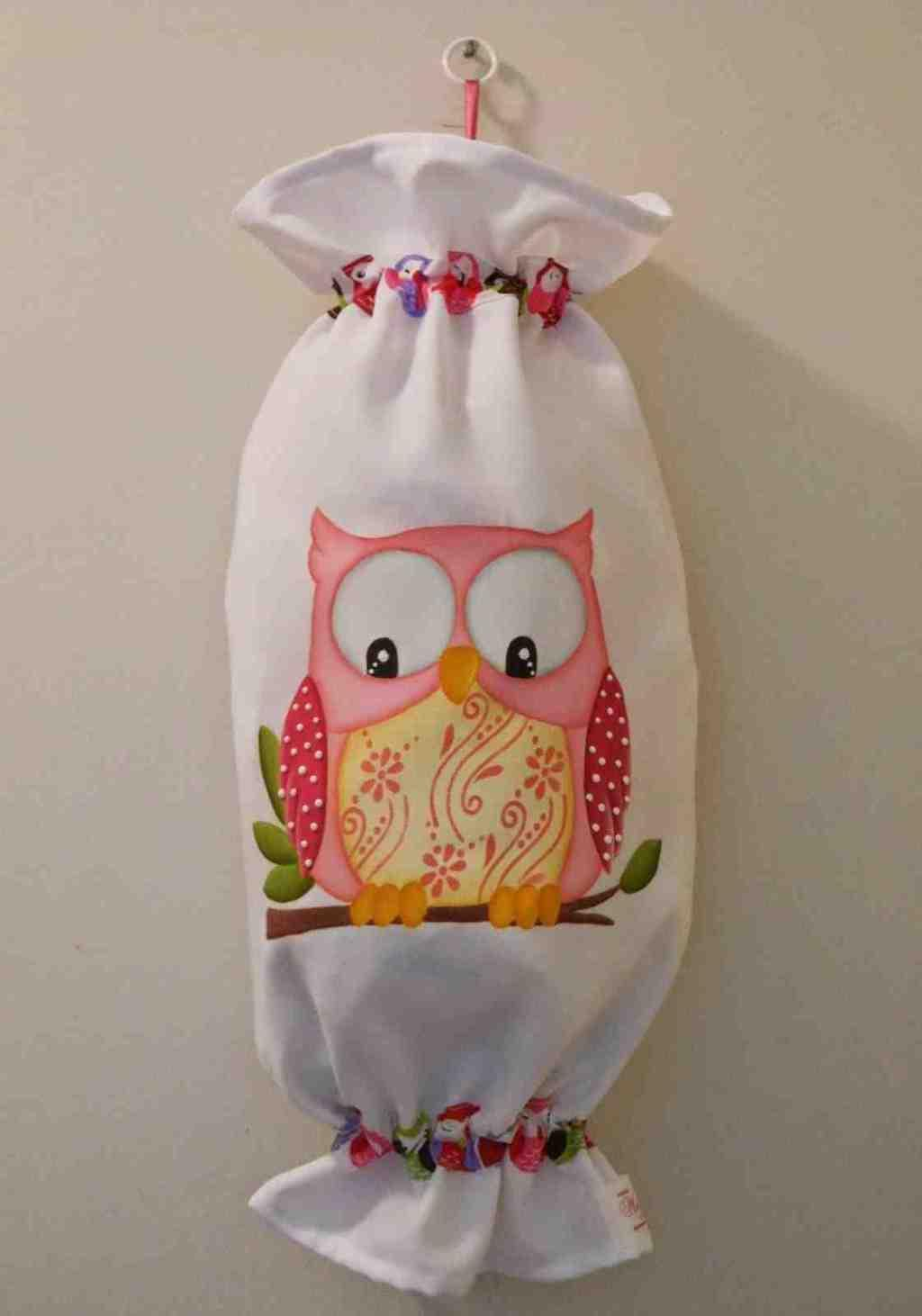 Pull Owl Bag: 60 ideas with photos and video step by step 24