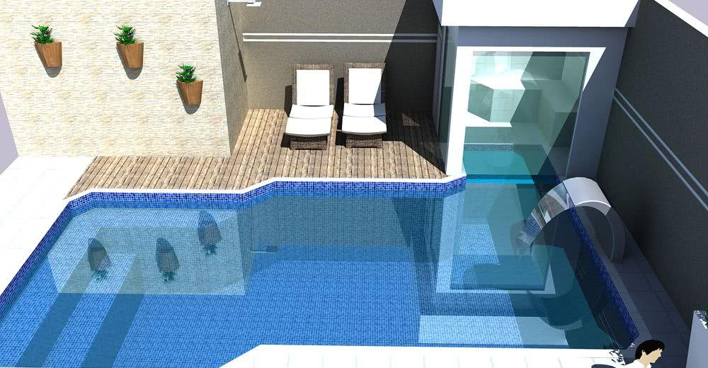 Vinyl Pool: What It Is, Advantages And Photos To Inspire 45