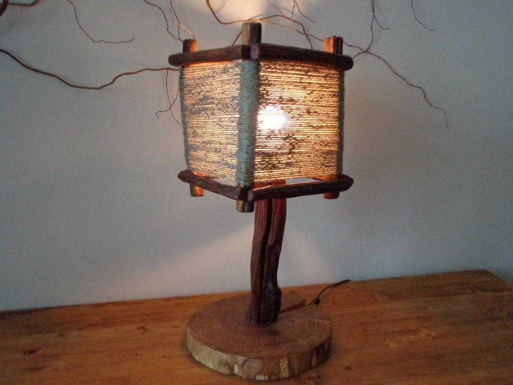Rustic luminaire: 72 different models to inspire 35