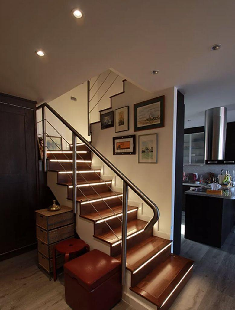 Stainless steel handrail: see tips and 60 models with photos 54
