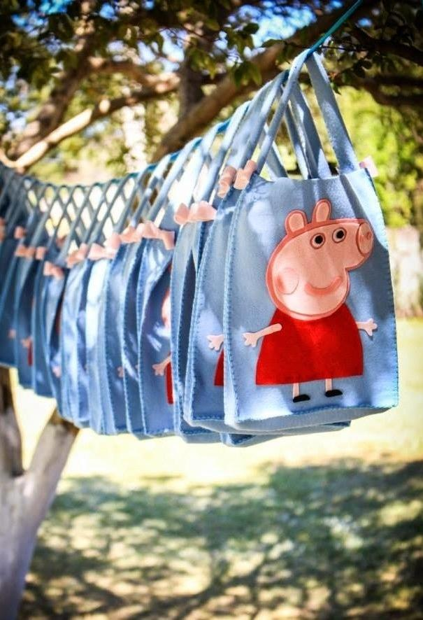 Peppa Pig Souvenirs: 50 ideas for decoration and step by step 23